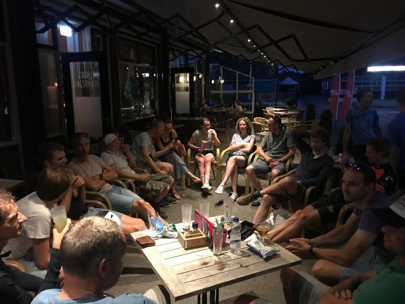 CSG kijkt tevreden terug op DK Tijdrijden