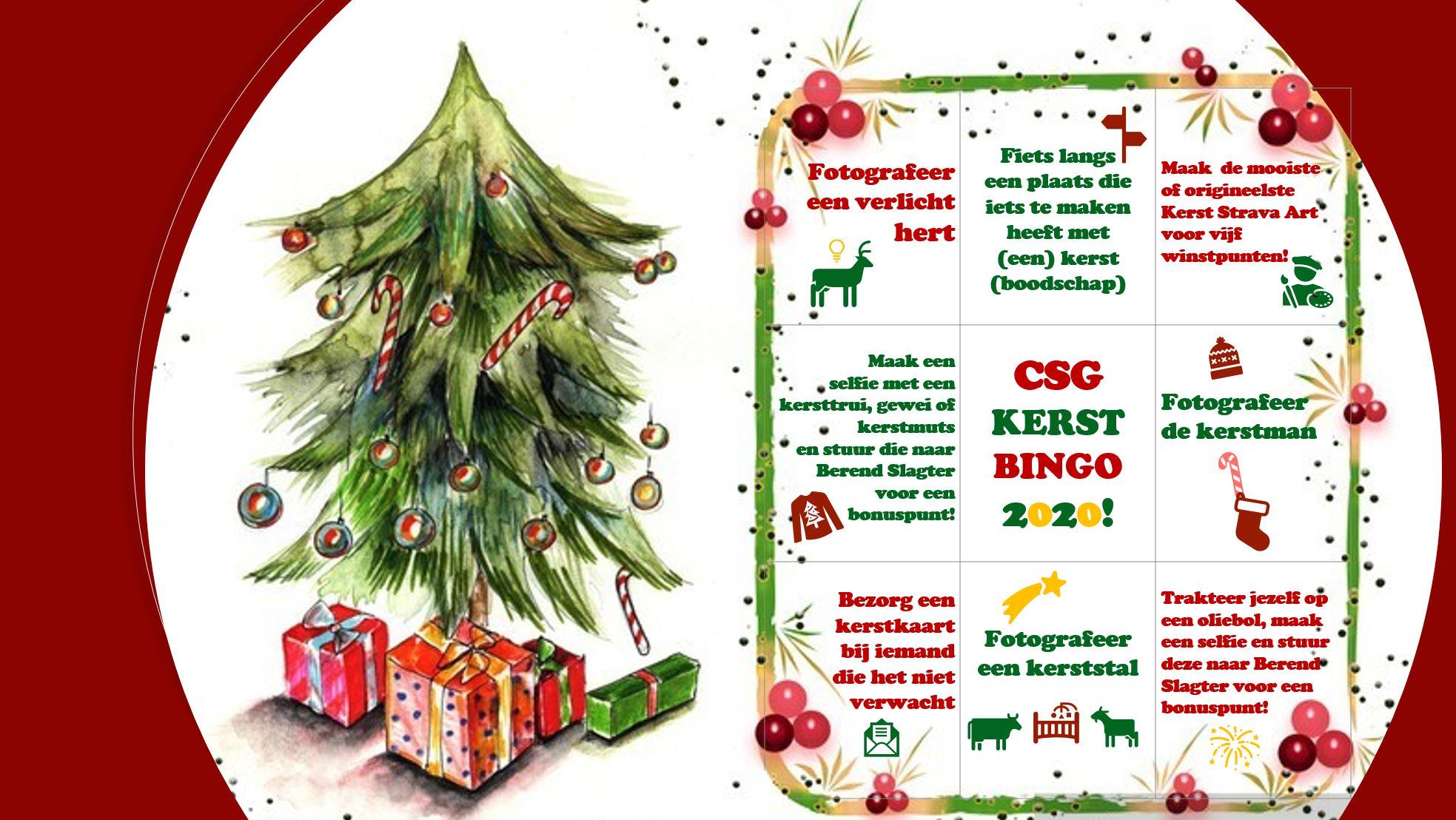 CSG kerstchallenge - le grande finale