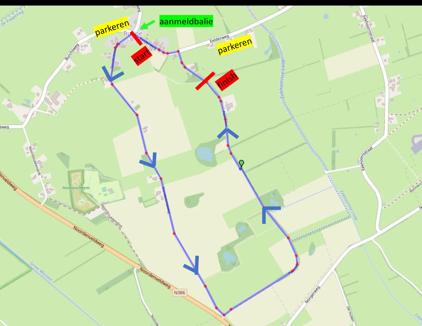 CSG organiseert Omloop van de Melkfabriek (Bunne)